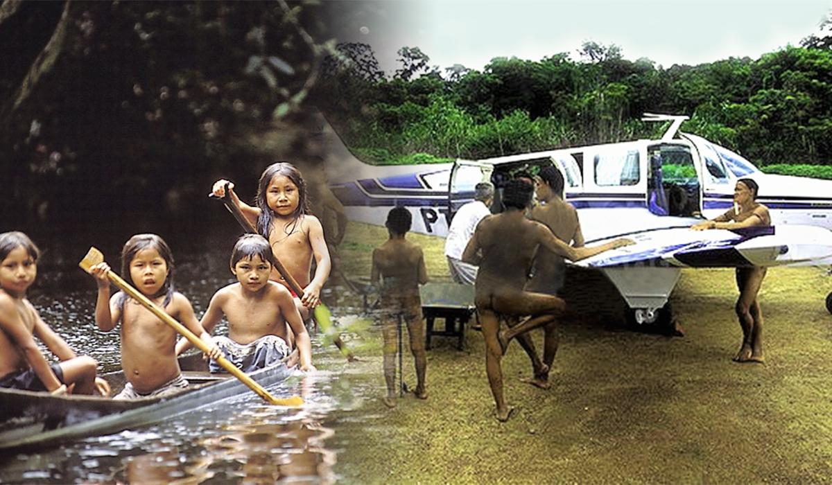 Peuples amérindiens en Amazonie