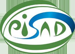 Logo de l'association PISAD: Programme International de Sauvegarde de l'Amazonie et des Amérindiens et pour le développement durable